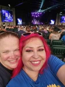Maria Q attended Brad Paisley Tour 2021 on Aug 14th 2021 via VetTix