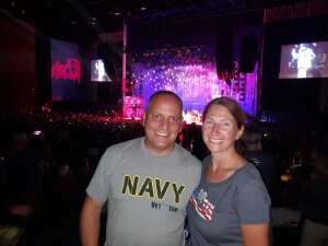 Rich DiGraziano attended The Black Crowes Present: Shake Your Money Maker on Jul 25th 2021 via VetTix