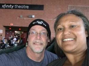 Randy attended The Black Crowes Present: Shake Your Money Maker on Jul 25th 2021 via VetTix
