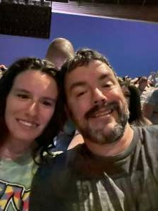 Ronnie attended The Black Crowes Present: Shake Your Money Maker on Jul 25th 2021 via VetTix