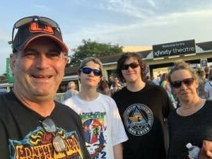 Sarge attended The Black Crowes Present: Shake Your Money Maker on Jul 25th 2021 via VetTix