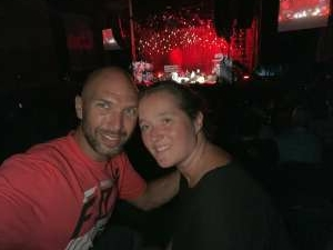 Quint attended The Black Crowes Present: Shake Your Money Maker on Jul 25th 2021 via VetTix