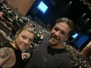 Charly O attended The Black Crowes Present: Shake Your Money Maker on Jul 25th 2021 via VetTix