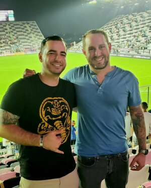 Rich attended Inter Miami CF vs. Philadelphia Union - MLS on Jul 25th 2021 via VetTix