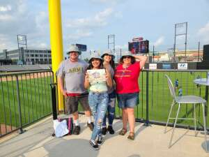 Click To Read More Feedback from Chicago Dogs vs. Sioux Falls Canaries - MLB Partner League