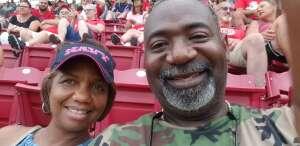 TC attended Cincinnati Reds vs St. Louis Cardinals - MLB on Jul 24th 2021 via VetTix