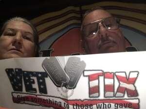 David Schrader attended Rich Little on Jul 25th 2021 via VetTix