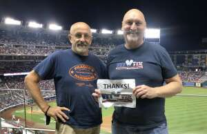 Click To Read More Feedback from Washington Nationals vs. Chicago Cubs - MLB