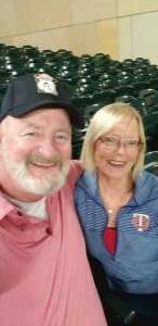 James attended Minnesota Twins vs. Blue Jays - MLB on Sep 23rd 2021 via VetTix