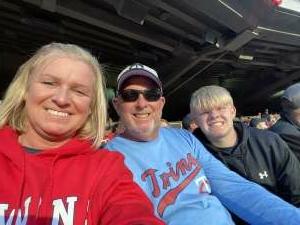 Rick H attended Minnesota Twins vs. Blue Jays - MLB on Sep 25th 2021 via VetTix