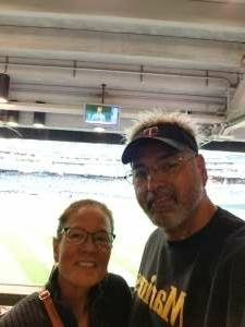 Roger attended Minnesota Twins vs. Blue Jays - MLB on Sep 25th 2021 via VetTix