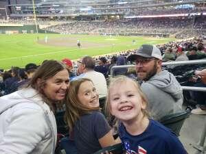 Zed attended Minnesota Twins vs. Blue Jays - MLB on Sep 25th 2021 via VetTix