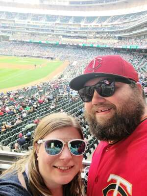 Ron Sleppy  attended Minnesota Twins vs. Blue Jays - MLB on Sep 25th 2021 via VetTix
