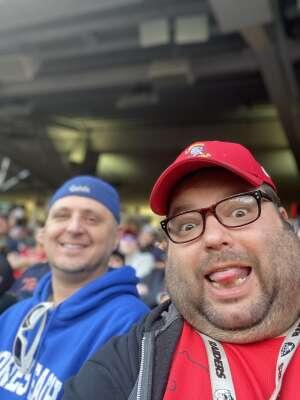 Robert  attended Minnesota Twins vs. Blue Jays - MLB on Sep 25th 2021 via VetTix