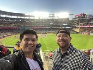 JJ attended Minnesota Twins vs. Blue Jays - MLB on Sep 25th 2021 via VetTix