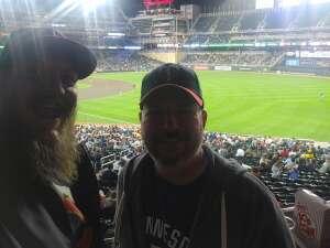 Ryan  attended Minnesota Twins vs. Blue Jays - MLB on Sep 25th 2021 via VetTix
