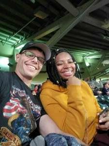 Andrew Osinski  attended Minnesota Twins vs. Blue Jays - MLB on Sep 25th 2021 via VetTix