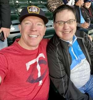 Adam G attended Minnesota Twins vs. Blue Jays - MLB on Sep 25th 2021 via VetTix
