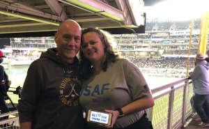 Tracy attended Minnesota Twins vs. Blue Jays - MLB on Sep 25th 2021 via VetTix