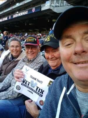 Jerry attended Minnesota Twins vs. Blue Jays - MLB on Sep 25th 2021 via VetTix
