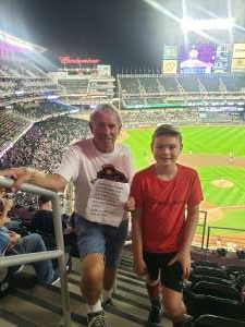 Click To Read More Feedback from Minnesota Twins vs. Tigers - MLB