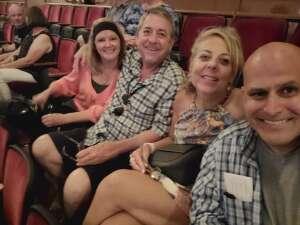 Mike attended FRANKIE VALLI & THE 4 SEASONS on Jul 25th 2021 via VetTix