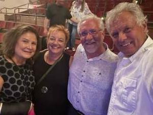 Sandy attended FRANKIE VALLI & THE 4 SEASONS on Jul 25th 2021 via VetTix