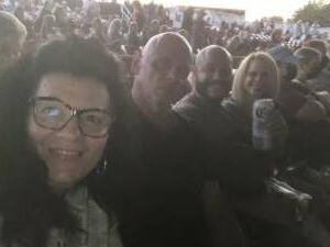 Al B attended Lady A: What a Song Can Do Tour 2021 on Jul 31st 2021 via VetTix