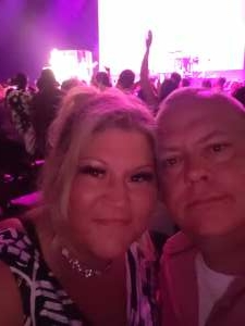 Richard attended Lady A: What a Song Can Do Tour 2021 on Jul 31st 2021 via VetTix