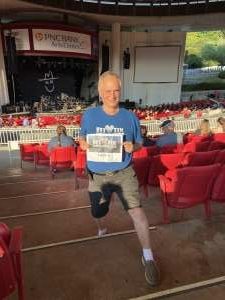 Jim in PA attended Lady A: What a Song Can Do Tour 2021 on Jul 31st 2021 via VetTix