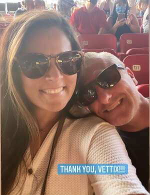JL attended Lady A: What a Song Can Do Tour 2021 on Jul 31st 2021 via VetTix