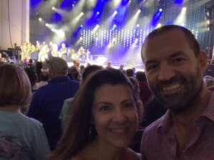 Nick attended Lady A: What a Song Can Do Tour 2021 on Jul 31st 2021 via VetTix