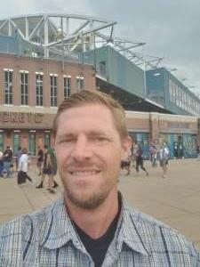 Shawn Palko attended Philadelphia Union vs. Chicago Fire - MLS ** Military Appreciation Night ** on Aug 1st 2021 via VetTix