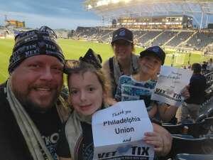 Click To Read More Feedback from Philadelphia Union vs. Chicago Fire - MLS ** Military Appreciation Night **