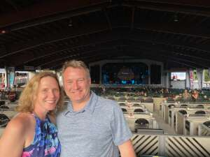 Kevin attended The Black Crowes Present: Shake Your Money Maker on Jul 24th 2021 via VetTix