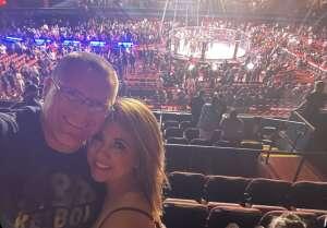 Robert  attended Bellator MMA on Jul 31st 2021 via VetTix