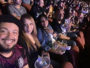 Eddie attended Bellator MMA on Jul 31st 2021 via VetTix