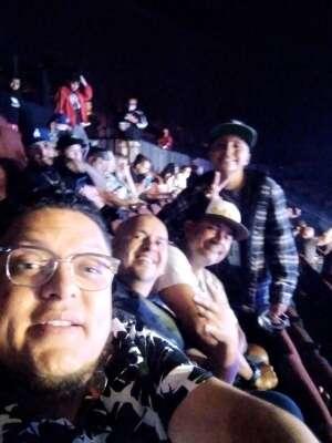 Justin attended Bellator MMA on Jul 31st 2021 via VetTix