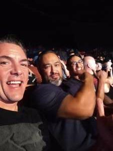 eseltzer attended Bellator MMA on Jul 31st 2021 via VetTix