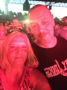 Traci attended The Black Crowes Present: Shake Your Money Maker on Jul 28th 2021 via VetTix