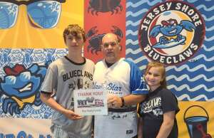 Click To Read More Feedback from Jersey Shore Blueclaws vs. Brooklyn Cyclones - MiLB ** First Responders Night **