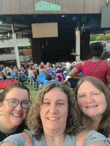 Tammy Jo attended New Kids on the Block on Aug 4th 2021 via VetTix