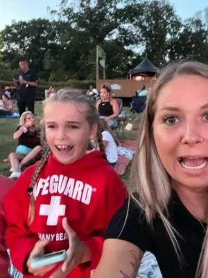 Erin Brown attended New Kids on the Block on Aug 4th 2021 via VetTix