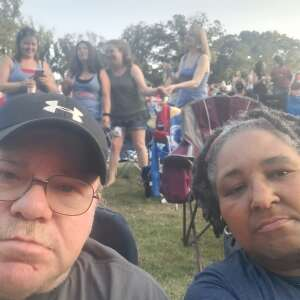 Timothy  attended New Kids on the Block on Aug 4th 2021 via VetTix