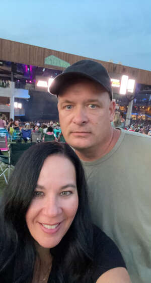 Eric Barcavage attended New Kids on the Block on Aug 4th 2021 via VetTix