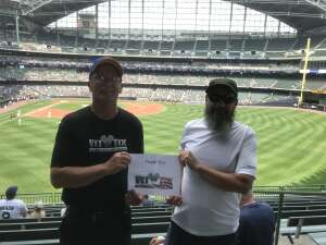 Click To Read More Feedback from Milwaukee Brewers vs. Pittsburgh Pirates - MLB