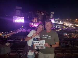 Dave M attended Kings of Leon: When You See Yourself Tour on Sep 11th 2021 via VetTix