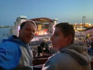 Chris attended Kings of Leon: When You See Yourself Tour on Sep 11th 2021 via VetTix