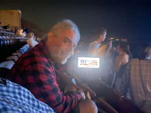 Paul Materasso  attended Kings of Leon: When You See Yourself Tour on Sep 11th 2021 via VetTix