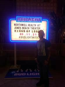 Aaron attended Kings of Leon: When You See Yourself Tour on Sep 11th 2021 via VetTix